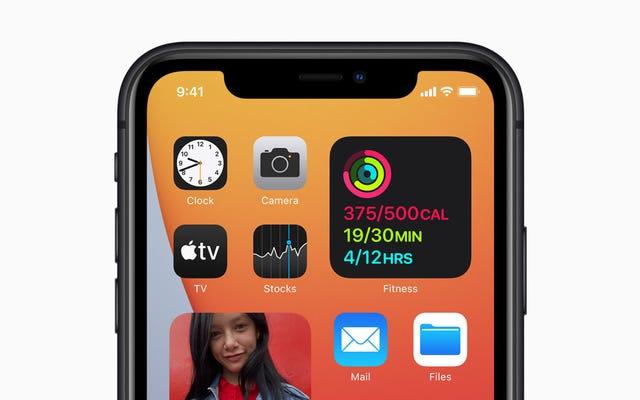 Come utilizzare i widget in iOS 14