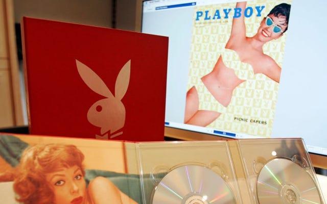 PlayboyもFacebookを離れます(そしてソーシャルネットワークは新しいプライバシーツールを発表します)