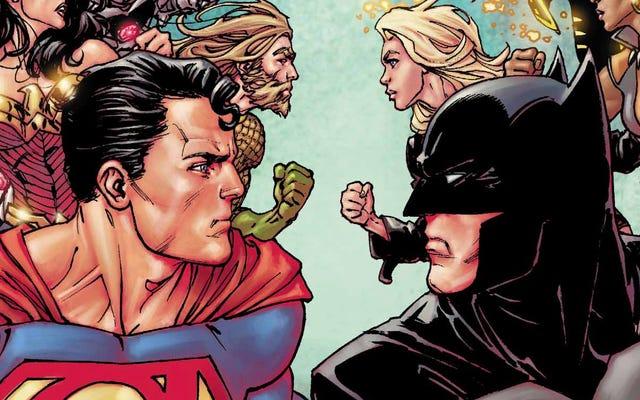 Si la Liga de la Justicia fuera un trabajo regular, Batman sería 'obviamente' una pesadilla de recursos humanos