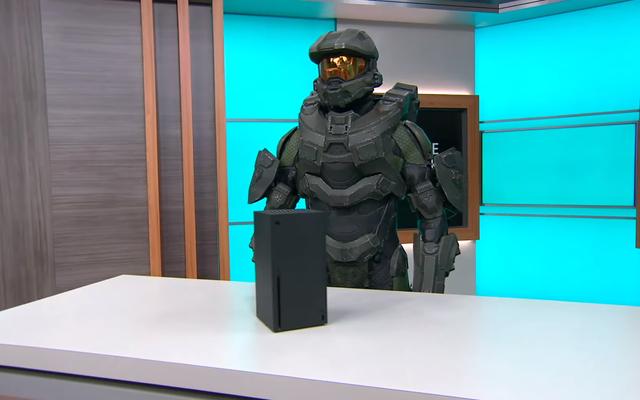 Xbox Series Xは冷蔵庫のような形をしているため、より多くの熱を逃がすことができます