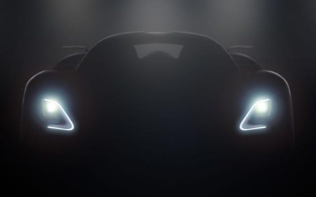 どこからともなく再現されたことのない最速の車