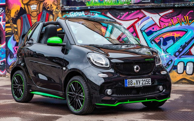 Les nouvelles voitures intelligentes électriques sont ce que les voitures intelligentes auraient dû être tout au long