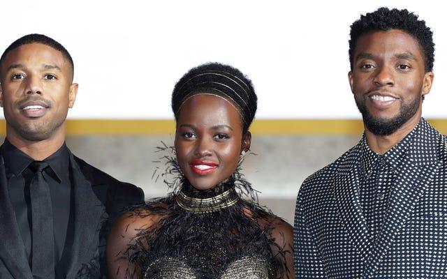 アフリカンアメリカン映画評論家協会が2018年の映画オブザイヤーにブラックパンサーを選びました