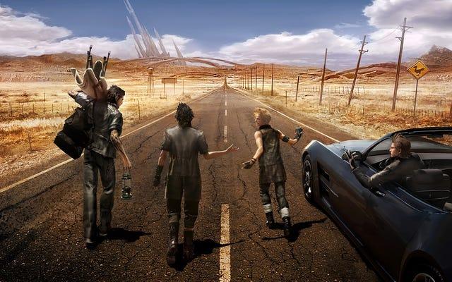 Too Fast Too Fantasy XV, Finale: Je me débrouille avec un peu d'aide de mes amis