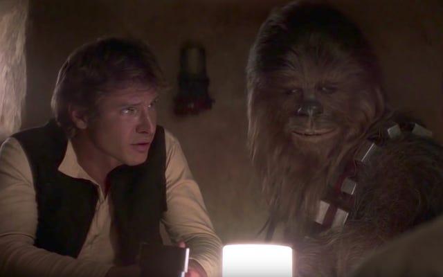 El último tweet de Han Solo de Ron Howard es su más revelador o el mejor troll hasta ahora