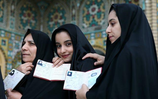 ईरानी सांसद: बंदरों और गधों की तरह महिलाओं की सरकार में कोई जगह नहीं
