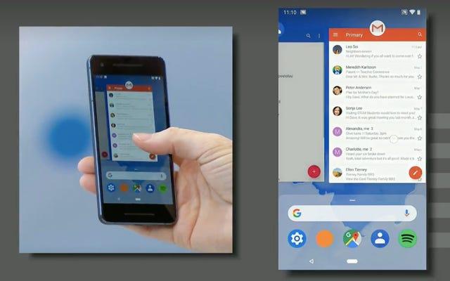 Googleの新しい「デジタルウェルビーイング」Android機能が携帯電話からあなたを救う