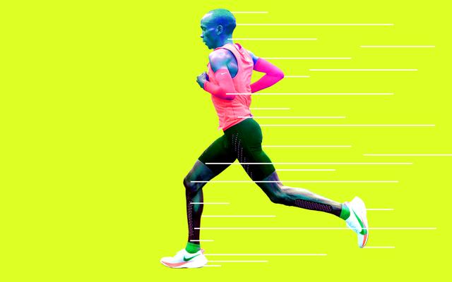 Как бегать быстрее, не особо стараясь