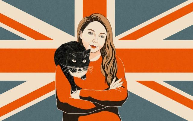 Piss Off, Mate! Libby Watson Adalah Brexiting Dari Splinter
