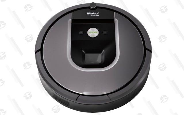 これは私たちがiRobotRoomba960で見た中で最も安い価格です