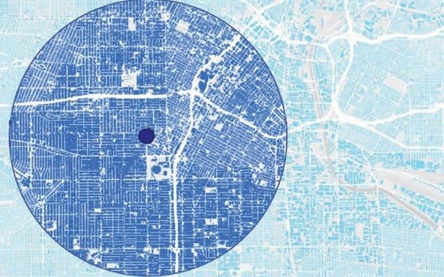 良い都市計画はより暑い都市を意味するかもしれない