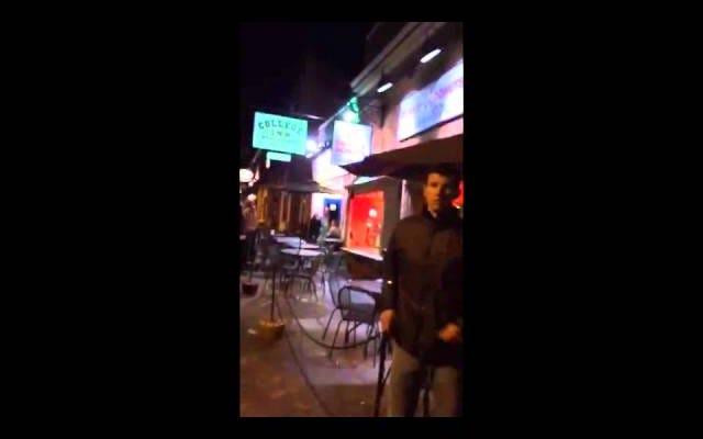 Voici la vidéo de l'arrestation de Martese Johnson et une déclaration d'UVA