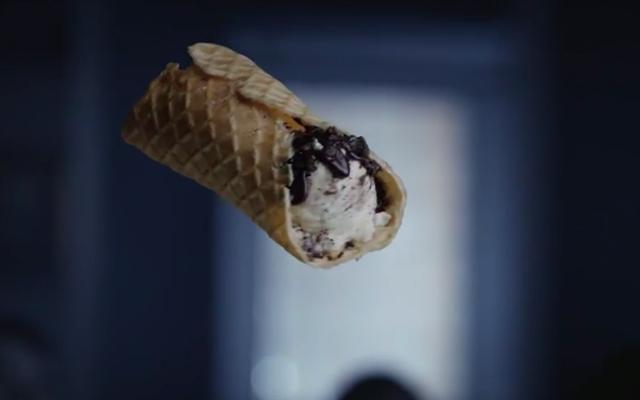 Ben & Jerry's revela un burrito de helado y realmente no funciona