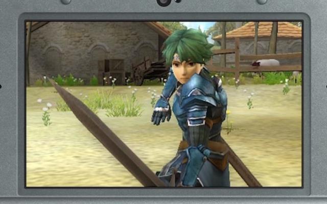3DSは新しいファイアーエムブレムゲームを手に入れています
