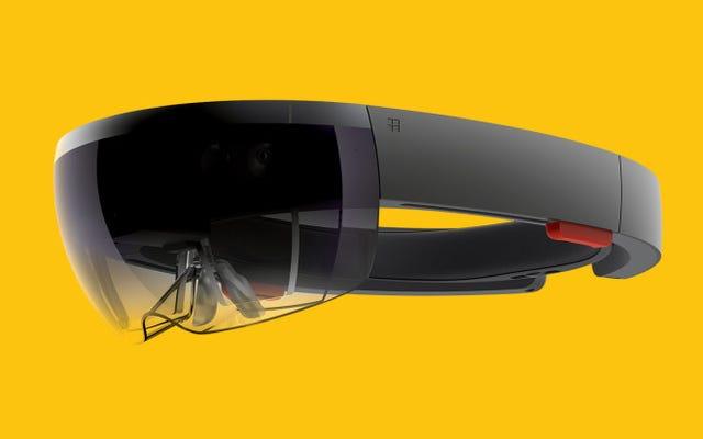 HoloLens: Microsofts kühner Plan, überall ein Holodeck zu machen