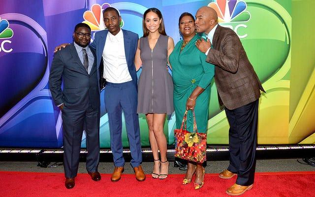 कारमाइकल शो वापस आ गया है, और जेरोड कारमाइकल कहते हैं कि यह उन काले वार्तालापों का सामना करना जारी रखेगा जो आप टीवी पर नहीं देखते हैं