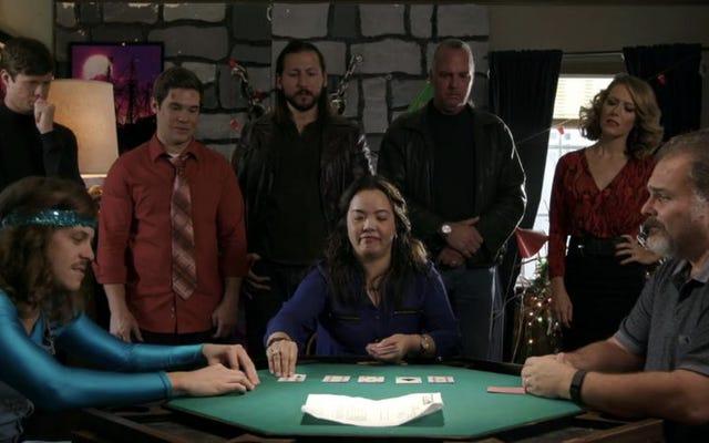 ワーカホリックスの人たちはカジノを開き、彼らを救うのはブレイク次第です