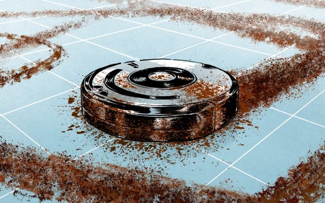 家の周りに糞便を広げることは、Roombaが「たくさん」行うことです、その作成者は認めます