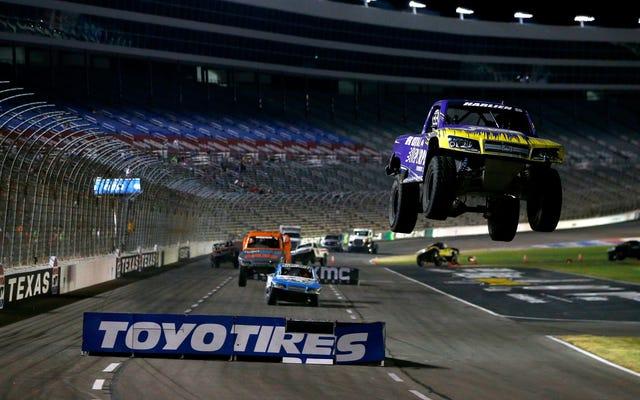 คำสั่งห้ามของออสเตรเลียในสนามกีฬา Super Trucks ยึดถือในการตัดสินของศาล