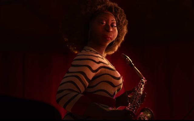 Pixar'ın Soul'a Özel Klip: Dorothea için Joe Stans, Ama O Onun Hakkında Meh Görünüyor