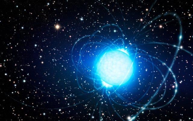 奇妙な星が10年の沈黙の後に再び無線信号を発している