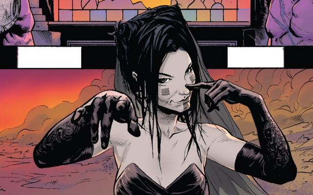Personificaciones de la muerte en los cómics clasificadas por orden de uso excesivo