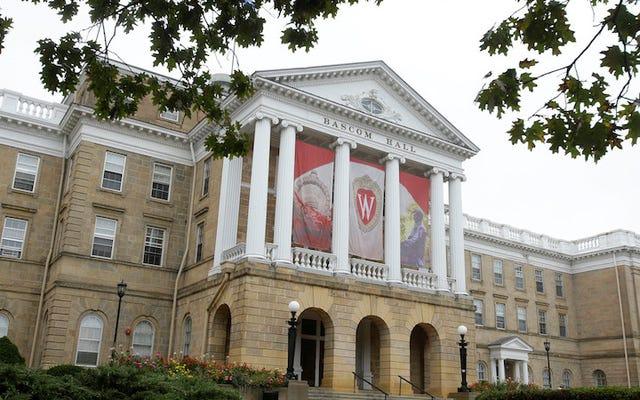 ウィスコンシン大学が人種差別的なスラーのためにSAE支部を一時停止