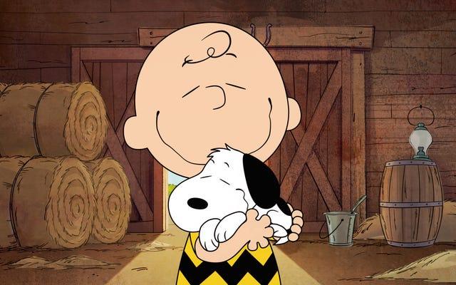 आकर्षक Snoopy शो में दर्शकों को प्रतिष्ठित कुत्ते के प्रति प्यार हो सकता है