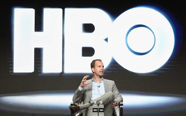 HBOの大統領は、ネットワークが南軍を発表した「誤った」方法を後悔している