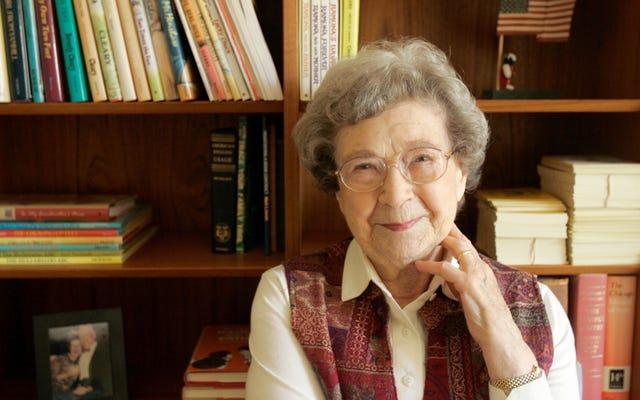 ผู้เขียน RIP Beverly Cleary