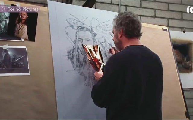 Tinta Sisi Gelap: Apa yang Dipelajari Artis Ini Dari 20 Tahun Tato Star Wars
