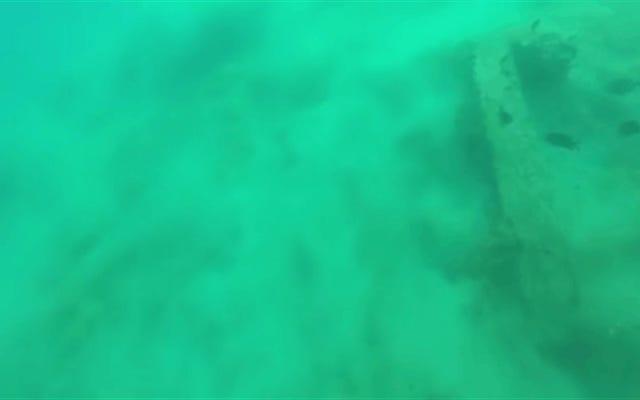 これはあなたが海の底にいるときにあなたが5.7マグニチュードの地震を経験する方法です