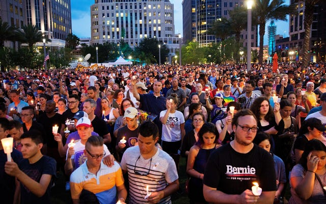 Pulse Nightclub Shooting Victims Sue Twitter, Facebook, and Google