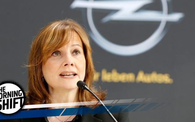 GMは、この全額を失う「ヨーロッパ」のことで成し遂げられる準備が非常に整っています