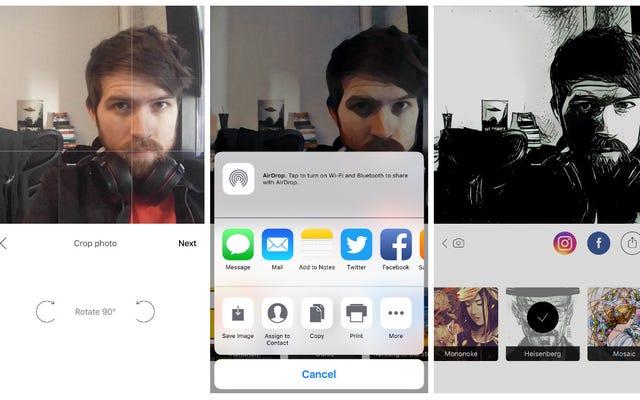 Vous pouvez désormais rendre vos selfies plus intéressants avec Prisma sur Android
