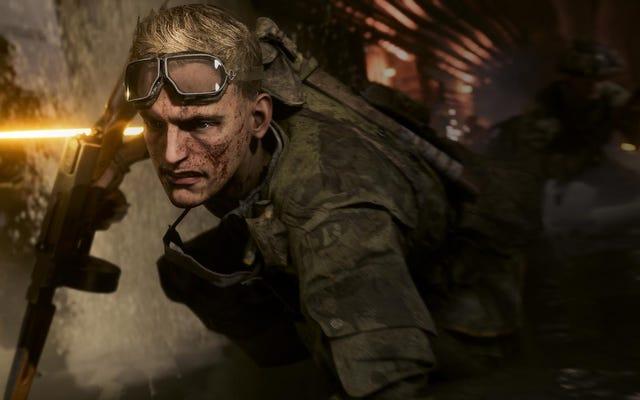 Battlefield V a enfin une carte du métro, et j'adore le chaos