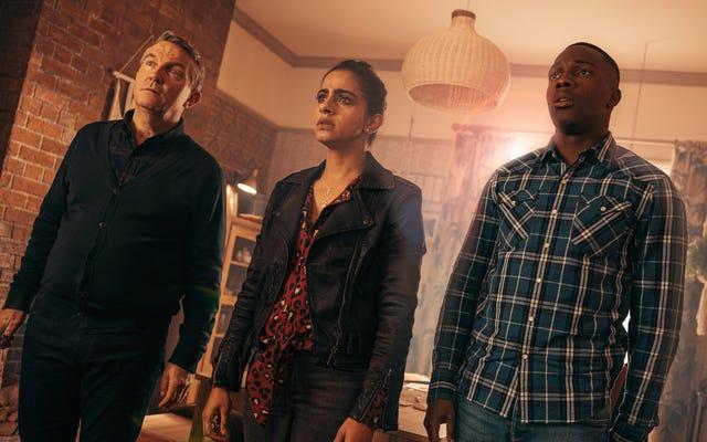 Bradley Walsh et Tosin Cole quitteront Doctor Who après la nouvelle spéciale du Nouvel An