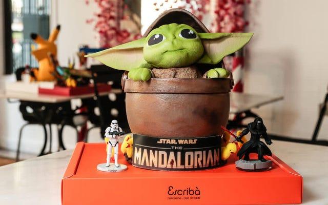 «Céréales à crêpes Baby Yoda» est une phrase que seulement 2020 pourrait offrir