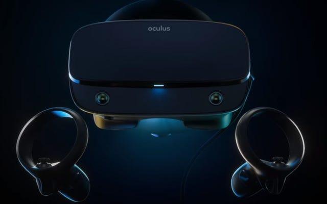 Yeni Oculus Rift'in Yorgun Oyunculara Sundukları