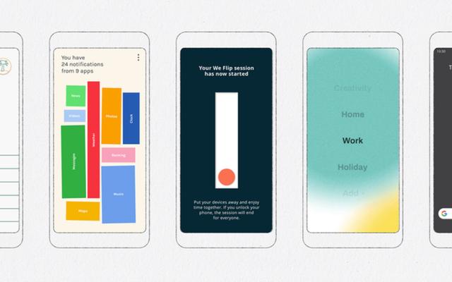 Google publie cinq expériences de `` bien-être numérique '' pour freiner votre dépendance au smartphone