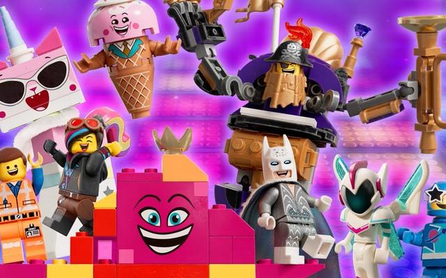 Le persone di The LEGO Movie 2 vogliono davvero che ti piaccia la loro nuova canzone