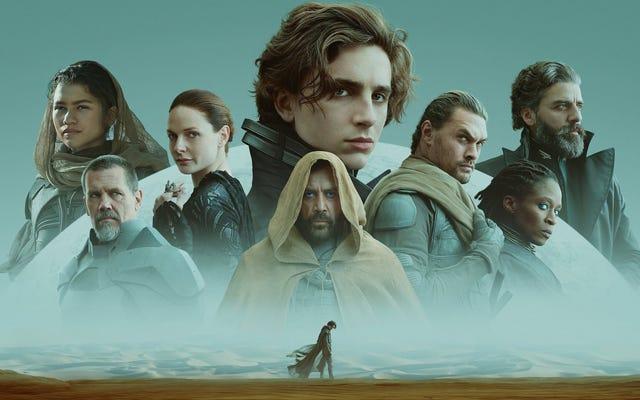 Dune é Dune muito bom nas bilheterias