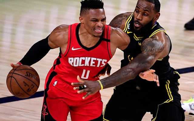 Hey Lakers, fate un passo indietro e ripensate a questo affare di Westbrook