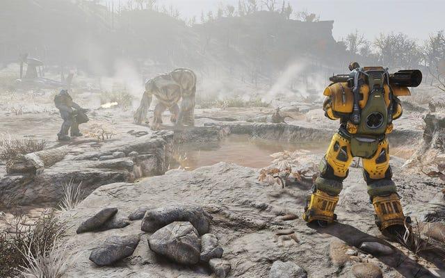 Fallout 76 ve CrossCode Önümüzdeki Hafta Xbox Game Pass'e Geliyor