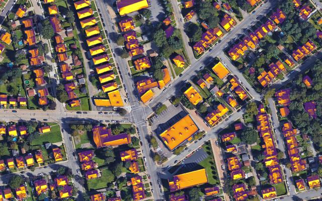 Berpikir Tentang Panel Surya? Lihat Berapa Banyak Sinar Matahari yang didapat Atap Anda Dengan Peta Ini