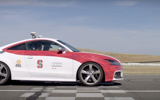 Hari Track Mobil Otonom Pertama Akan Mendorong Mobil Tanpa Pengemudi Ke Batas Mereka