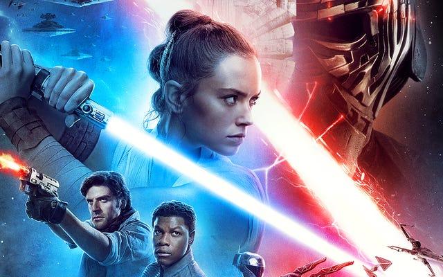 Star Wars: The Rise of Skywalker est une conclusion décevante de la saga