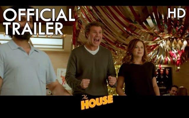 Эми Полер и Уилл Феррелл резвятся в Fuck Town в трейлере с красной лентой к фильму The House