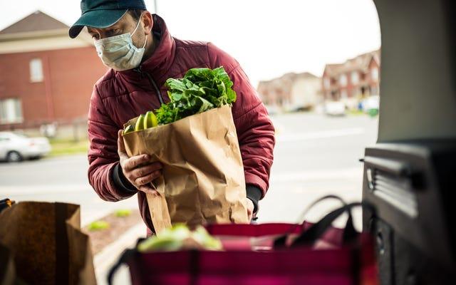 Las empresas de reparto de comestibles se preparan para un invierno ajetreado