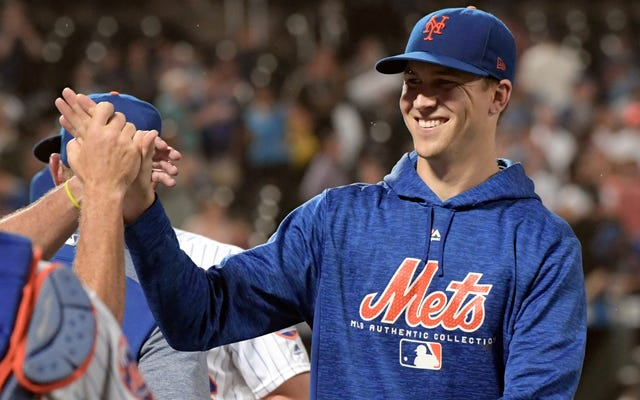 Chết tiệt, Cy Young Voter Who Snubbed Jacob deGrom Is A WL Guy